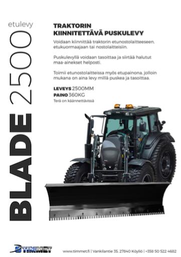 Blade2500 esite